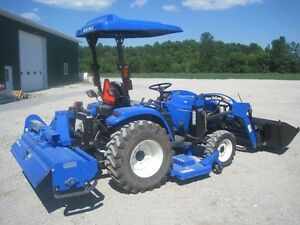 New Holland T2220 Compact Tractor