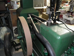 1/2 SCALE MODEL OF RUMLEY TRACTOR HAND BUILT . Windsor Region Ontario image 4