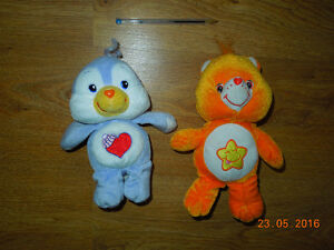 Care bears and disney store