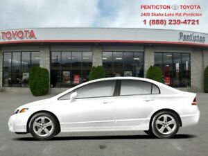 2011 Honda Civic Sedan SE