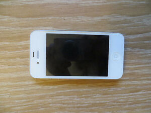 iPhone 4s (damaged) - Koodo, 16 GB