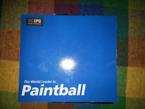 IPG Group paintball tickets