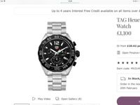 tag heuer watch wanted