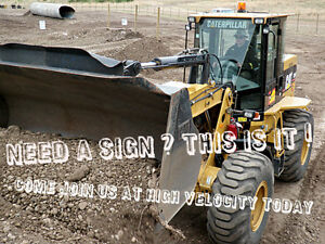 Interested in Heavy Equipment ? Come get certified with us ! Campbell River Comox Valley Area image 1