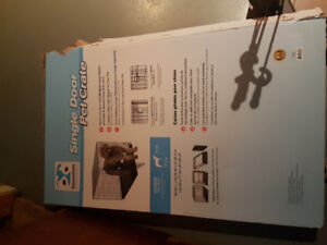 X-large dog crate obo