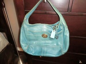 Authentic Leather COACH Hobo Purse