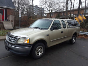 1999 Ford F150 Ext Cab