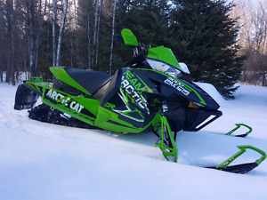 2015 ZR 9000 Sno Pro RR with lots of goodies
