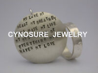 Jewelry Making - Stamped Ring & Pendant Workshop