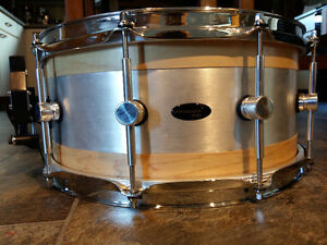 Custom Handmade Snare Drum