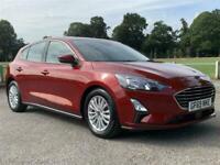 2019 Ford Focus 1.0T ECOBOOST 125 TITANIUM AUTO (S/S) 5DR SAT NAV R/CAMERA |