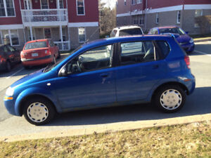 2004 Pontiac Wave Hatchback - Reduced