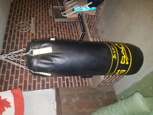Punching Bag - 80lbs Heavy Bag