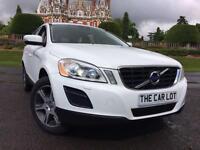Volvo XC60 2.4D D4 AWD ( 163bhp ) Nav Geartronic 2013MY SE Lux 28k FSH