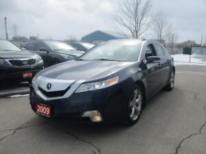 2009 ACURA TL SH AWD  NO ACCIDENT !!!!!