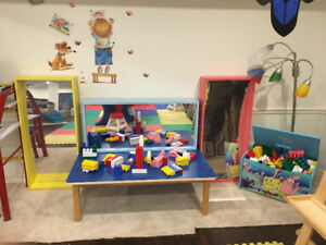 CHILDCARE DAYCARE BRAMPTON CREDITVIEW RD SOUTH OF STEELES