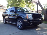 "2003 Cadillac Escalade EXT - Loaded, Nav, 20"" rims."