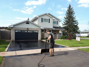 Superior Driveway Sealing - Bring Your Driveway Back to Life!