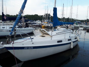 "Sailboat for Sale, 26"" Tanzer"