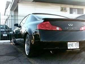 G35 coupe safety and etest done