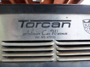 Torcan Interior Car Warmer