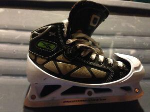 Size 4.5 goalie skates