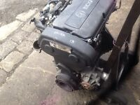 Vauxhall Astra A16 XER engine 2011