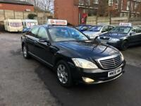 Mercedes-Benz S Class S320 CDi DIESEL AUTOMATIC 2006 STUNNING EXAMPLE TOP SPEC