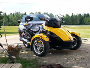 2009 Can-Am Spyder GS   Low Mileage