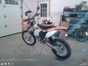 2014 KTM EXC 500 Street & Trail dirtbike for sale OR trade!!!