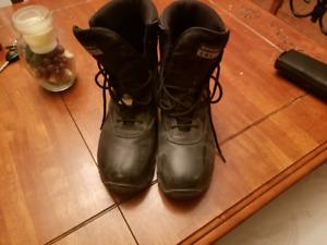 Swat boots composite toe size 13