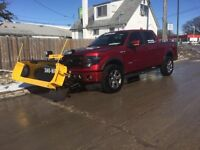 Snow removal ! discounts st vital ! south area