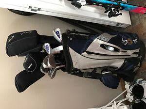 men's golf set (left hand)