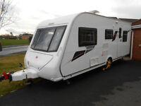 Elddis Avante 515. One Owner with Full Service History. 5 Berth, Double Dinette.