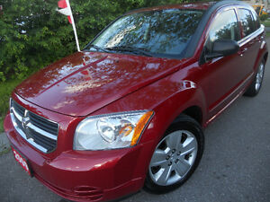 2009 Dodge Caliber Hatchback Loaded 125kms $3795