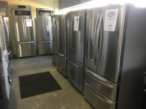 APPLIANCE SALE FRIDGES,STOVES,WASHERS,DRYERS, STACKABLE,OTR