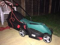 Bosch Rotak 370 lawnmower