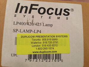 Replacement Lamp (bulb) for Infocus Projector