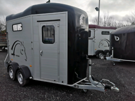 Cheval Touring country horse box trailer