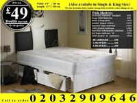 Double and Single Bedding at Best PRICE base and frame Corpus Christi