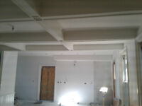 Drywall,Taping, Framing and insulation