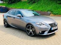 Lexus IS 250 2.5 ( 204bhp ) Auto 2014MY Luxury