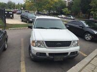 2002 Ford Explorer XLT 4 x 4