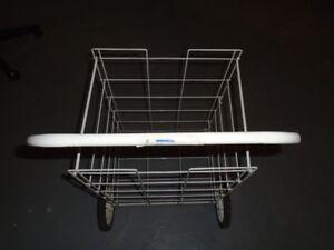 chariot pour faire l'épicerie