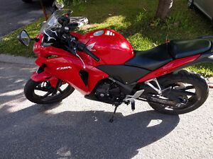 2013 CBR250R - NEED TO SELL NOW