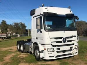 2016 MERCEDES-BENZ ACTROS PRIMEMOVER - Finance or Rent-to-Own $1301pw* Narre Warren Casey Area Preview