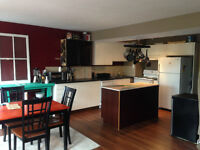 DOWNTOWN townhouse room for rent