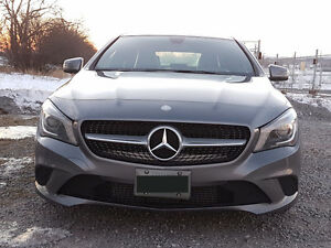 2014 Mercedes Benz Gray CLA 250 CLA250