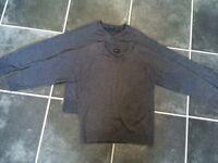 X2 next grey school jumpers age 7
