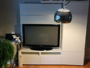 Wall unit - modern TV table